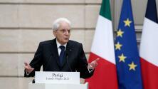 El Presidente de Italia estará en Wembley para la Final de la Euro