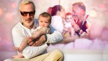 Gianluca Vacchi revela la lección más grande que le dejó el problema de paladar hendido de su hija Blu