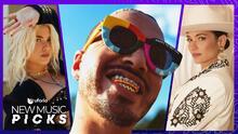 Uforia #NewMusicPicks: ¡Otros viernes = más música para agregar a tu playlist!