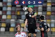 ¡Gran festejo! Luka Modric anota gol e impone marca con Croacia