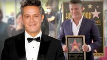 Alejandro Sanz recibe su estrella en el paseo de la fama de Hollywood y alista gira de conciertos