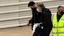 Messi abandona Rosario después de una amenaza de bomba