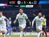 Rayados elimina a Cruz Azul con polémica y es finalista de Concachampions