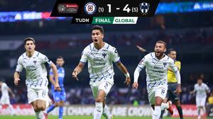 Rayados elimina a Cruz Azul con polémica y enfrentará al América