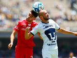 Toluca contra Pumas cambia de horario en la Liga MX