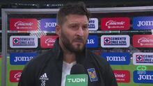 """Gignac festeja gol 150 con Tigres: """"El equipo es lo más importante"""""""