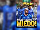 """En Honduras calientan el juego ante México: """"¡No les tenemos miedo!"""""""