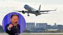 Pastor pide dinero para aviones privados porque las aerolíneas exigen prueba de vacunación de covid-19