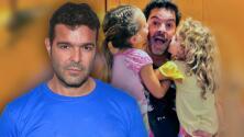 Pablo Montero asegura que su ex tiene a sus hijas aisladas para impedir que se comuniquen con él