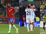 Argentina no tuvo piedad y se impuso con goleada a Uruguay