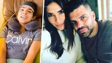 El esposo de Alejandra Espinoza sufrió parálisis facial y este tratamiento le ayudó a recuperarse