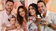 Cumpleaños, baby shower y bautizos: los famosos en un fin de semana de mucha celebración