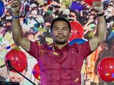 Manny Pacquiao acepta ser candidato a presidente de Filipinas en 2022