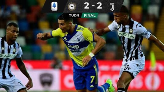 El VAR evitó que Cristiano diera heroico triunfo a la Juventus
