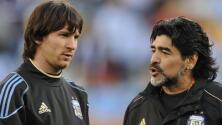Messi no cree tener una despedida a la Maradona