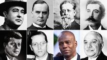 No solo en Haití: presidentes de México, Estados Unidos o El Salvador también fueron asesinados. Esta es la lista de magnicidios del siglo XX en el continente americano