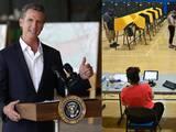 Gavin Newsom permanece en su cargo: Conoce los resultados de la elección revocatoria de California