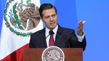 """Como """"un acto hipócrita"""" califican orden de Peña Nieto de reforzar seguridad en la frontera sur"""