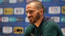 Bonucci no se intimida con Wembley