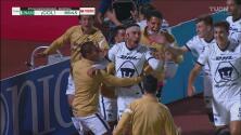 ¡Vigón sella la cruzazuleada más grande! Juan Pablo marca el 4-0