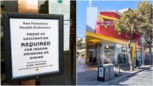 """""""No seremos la Policía de vacunación del gobierno"""": In-N-Out arremete contra San Francisco por cierre de restaurante"""