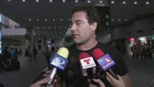 """""""Me cayó en shock"""": esto contestó Eduardo Yáñez a los insultos recibidos por su hijo"""