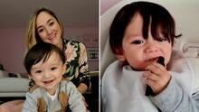 4 valiosas lecciones que Sherlyn le ha dado a su hijo André en su primer año de vida