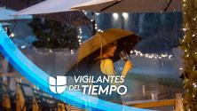 Se espera que Miami tenga una noche de lunes con lluvias continuas y alta humedad