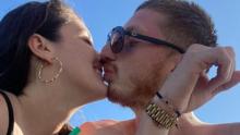 """Octavio Ocaña celebra el cumpleaños de su novia con romántico video: """"Te amo mucho"""""""