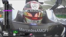 ¡Hamilton hace historia al llevarse el GP 1000 de la F1!