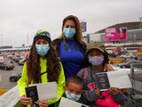 Regresan a EEUU las niñas que fueron expulsadas a México pese a ser estadounidenses