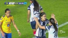 Clásico Regio Femenil terminó en empate de último minuto