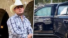 El ataque fue directo: la camioneta del asesinado hermano de Alfredito Olivas recibió 30 disparos de bala