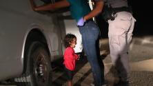 Departamento de justicia revela que casi 2,000 menores fueron separados de sus padres en seis semanas