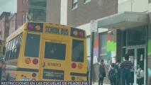 """""""Me preocupan mis hijos"""": Filadelfia relaja el plan de mitigación del coronavirus en las escuelas"""