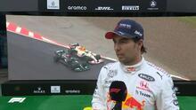 Checo Pérez explica las claves para subirse al podio en Turquía
