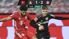 Bayern Munich despide el 2020 como el líder de la Bundesliga