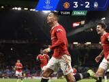 Resumen | ¡Siempre CR7! Con gol del portugués, Manchester United remonta al Atalanta