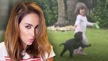 Jacky Bracamontes publicó este video de su melliza Emilia y generó controversia