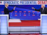 """Coronavirus, inmigración y una mujer para vicepresidenta: claves del primer debate """"real"""" entre Biden y Sanders"""
