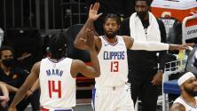 Clippers gana y se mantienen con vida
