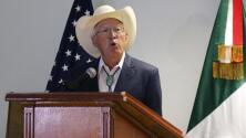 """""""Dos naciones, pero un pueblo"""": así ve el nuevo embajador de EEUU en México la relación entre ambos países"""