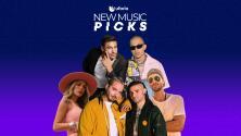 Súbele al volumen que J Balvin, Pitizion, Enrique Iglesias, Carlos Rivera y Tainy llegan con new music for your ears