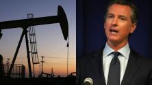 Lucha contra fracking le cuesta a Gavin Newsom una demanda de parte del condado de Kern