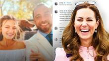 A Kate Middleton ya la hicieron cuñada otra vez: así fue la boda de su hermano James (a la que ella asistió)