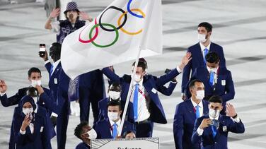 El equipo olímpico de refugiados: deportistas resilientes que ahora compiten bajo la bandera de los aros