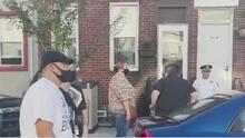 """""""Mi casa fue atacada"""": activista contra la violencia de Filadelfia se pronuncia después de atentado contra su vivienda"""