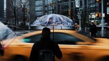 Nueva York se prepara para un fin de semana pasado por agua y temperaturas inestables