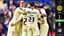 América 1-0 Atlético San Luis - GOL Y RESUMEN - Jornada 3 - Clausura 2019 -- Copa MX