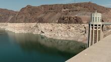 Emergencia ambiental: la mayor reserva de agua en EEUU alcanza su nivel histórico más bajo desde 1930